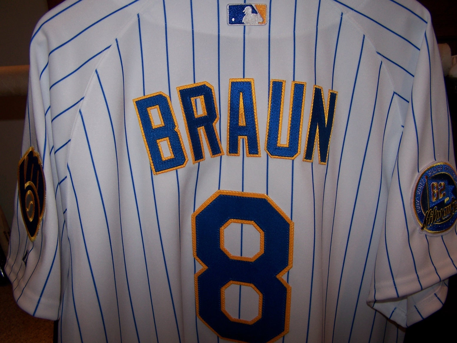 low priced 3f1a8 aa521 Brewers Fan Fest…Happy's gameplan   The Happy Youngster ...