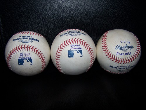 Prince Fielder (3) home run baseballs.jpg