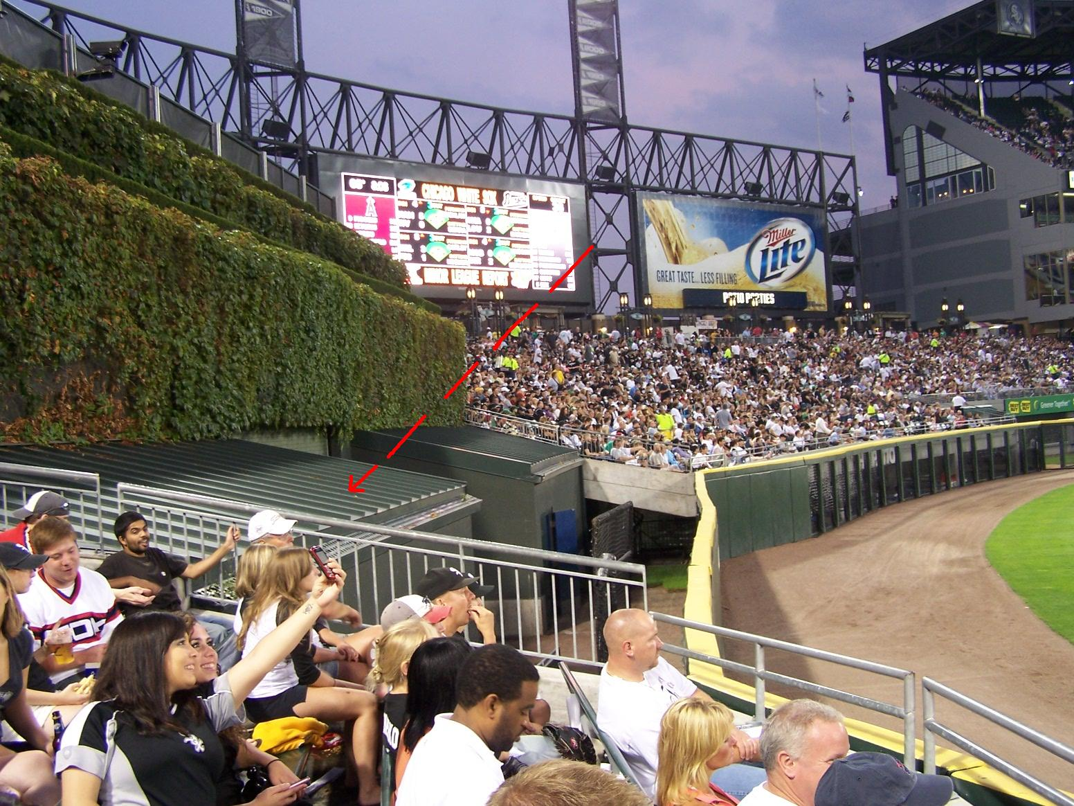Cellular One Field at U.s Cellular Field